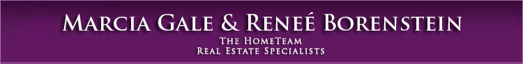 Marcia Gale & Reneè Borenstein - The HomeTeam - Real Estate